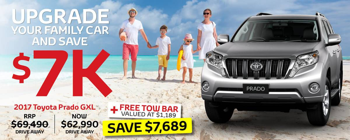 Cranbourne Toyota Save $7k