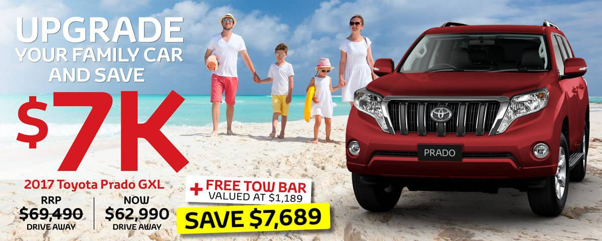 Frankston Toyota Save $7K