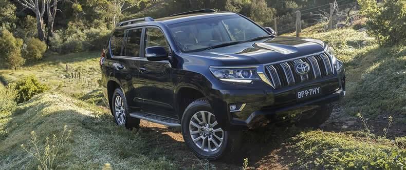 Updated Prado coming soon to Scarboro Toyota